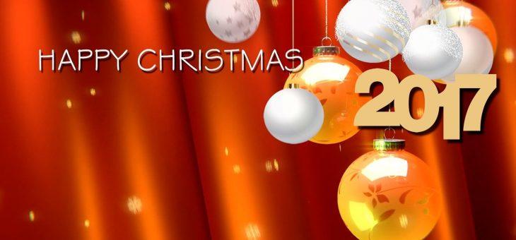 Ein frohes ruhiges besinnliches Weihnachtsfest wünschen wir allen